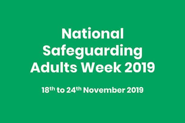 national safeguarding adults week